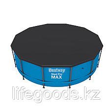Тент для каркасных бассейнов диаметром 360-366 см, Bestway 58037, фото 3