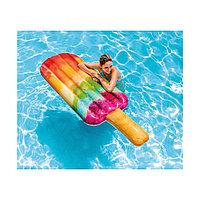 Надувной пляжный матрас Cool Me Down Popsicle 191х76 см, Intex 58766EU