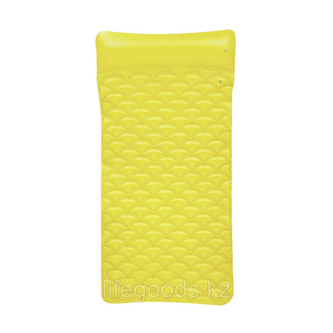 Пляжный матрас надувной Float'n Roll 213х86 см, Bestway 44020