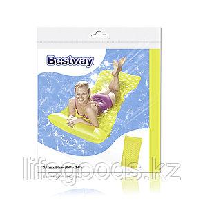 Пляжный матрас надувной Float'n Roll 213х86 см, Bestway 44020, фото 2