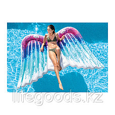 """Надувной пляжный матрас """"Крылья Ангела"""" 251х160 см, Intex 58786EU, фото 2"""