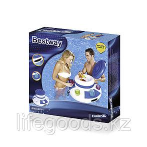 Надувной плавающий термоконтейнер для напитков Bestway 43117, фото 2