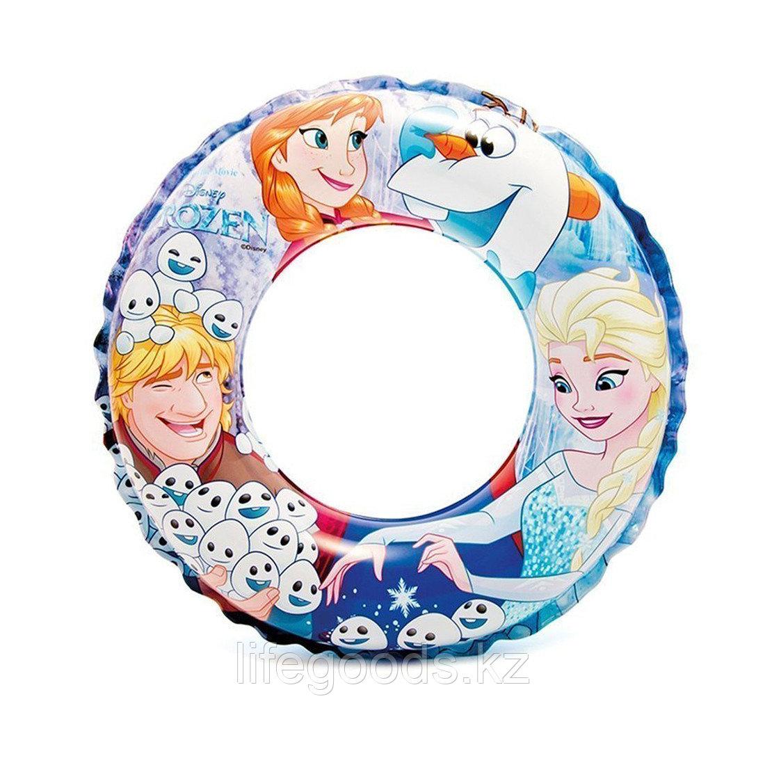 Надувной круг для плавания Intex 56201NP