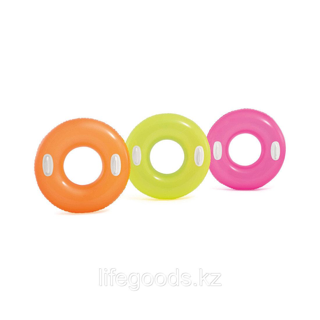 Надувной круг для плавания Intex 59258NP