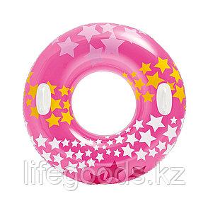 Надувной круг для плавания Intex 59256NP, фото 2