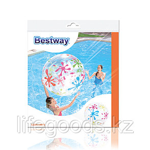 Надувной мяч (диаметр 122 см) Bestway 31017, фото 2