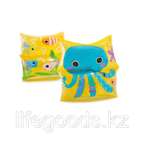 Надувные нарукавники для плавания Intex 59650NP, фото 2