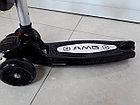 Самокат детский трехколесный Mercedes-Benz AMG, фото 5
