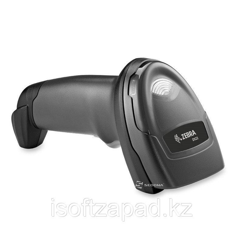 Сканер штрих-кода ручной Zebra DS2208 (2D) без подставки