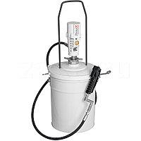 Нагнетатель для смазки пневматический (солидолонагнетатель) SAMOA 424170