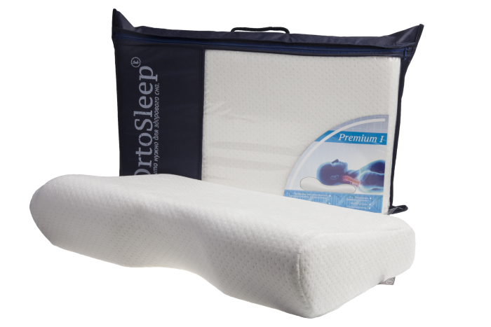 "Анатомическая подушка ""OrtoSleep Premium 1"""
