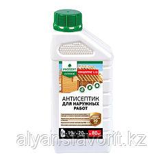 EXTERIOR - Пропитка антисептик-концентрат для наружных работ.1 литр.РФ