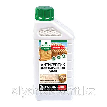 EXTERIOR - Пропитка антисептик-концентрат для наружных работ.1 литр.РФ, фото 2