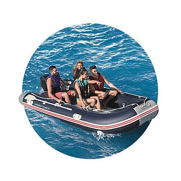 Лодка моторная надувная килевая Bestway Hydro-Force Sunsaille, Грузоподъемность: 780кг, Вместимость: 2 чел., К