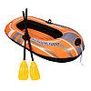 Лодка гребная надувная плоскодонная Bestway Hydro-Force Raft, Грузоподъемность: 80кг, Вместимость: 1 чел., Кол, фото 3