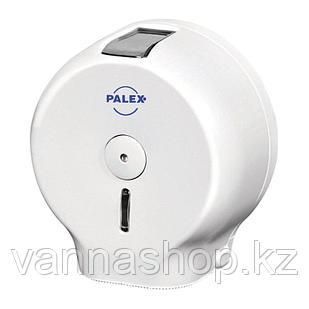 Диспенсер Palex для туалетной бумаги Джамбо с окошком
