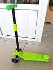 Самокат Scooter детский трехколесный недорогой, фото 4
