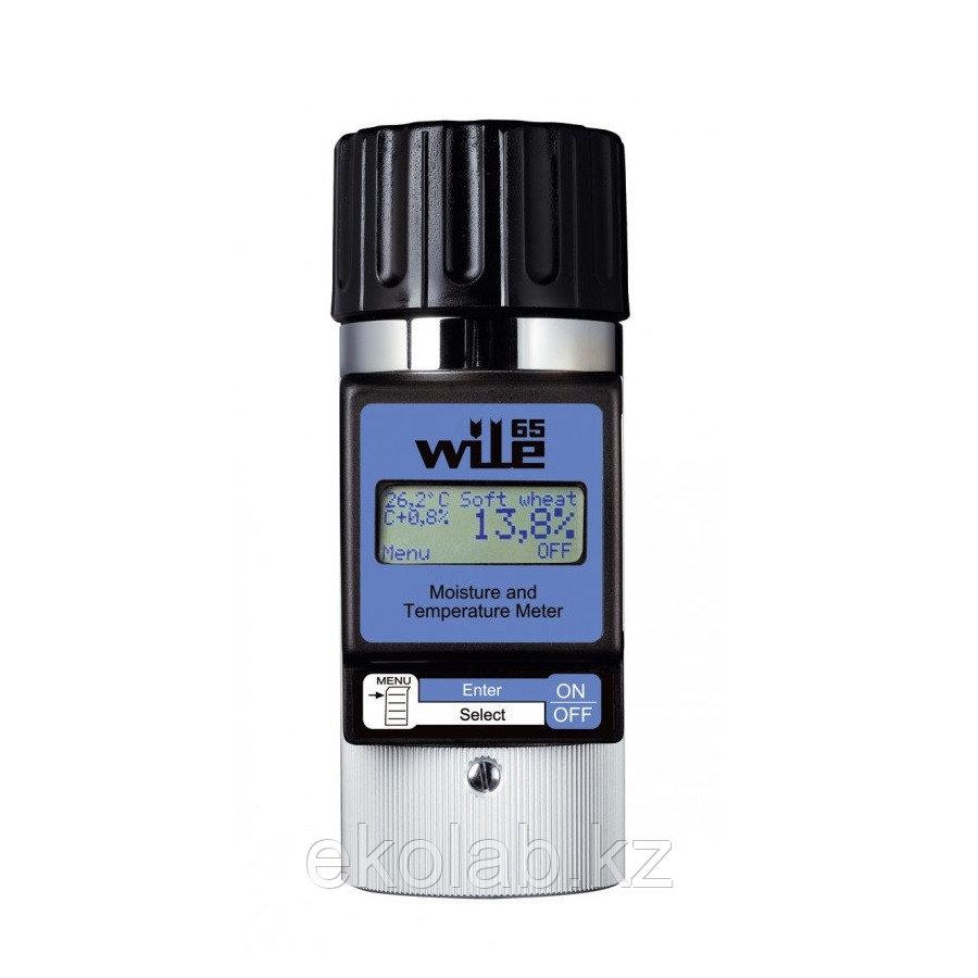 Влагомер зерна WILE-65 на 16 культур + возможность изм.темпер. (аккумулятор в к-те)