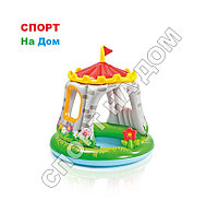 Детский надувной бассейн с навесом Intex 57122