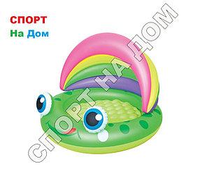 Надувной манеж бассейн Лягушенок Bestwey 52188
