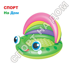 Надувной манеж бассейн Лягушенок Bestwey 52188, фото 2