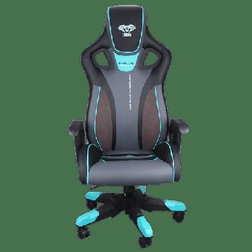 Игровое кресло E-BLUE Cobra EEC313BLAA-IA BLUE/BLACK
