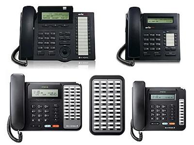 Системные телефоны для мини АТС Aria Soho