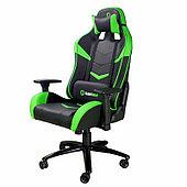 Игровое кресло GameMax GCR08 GREEN/BLACK