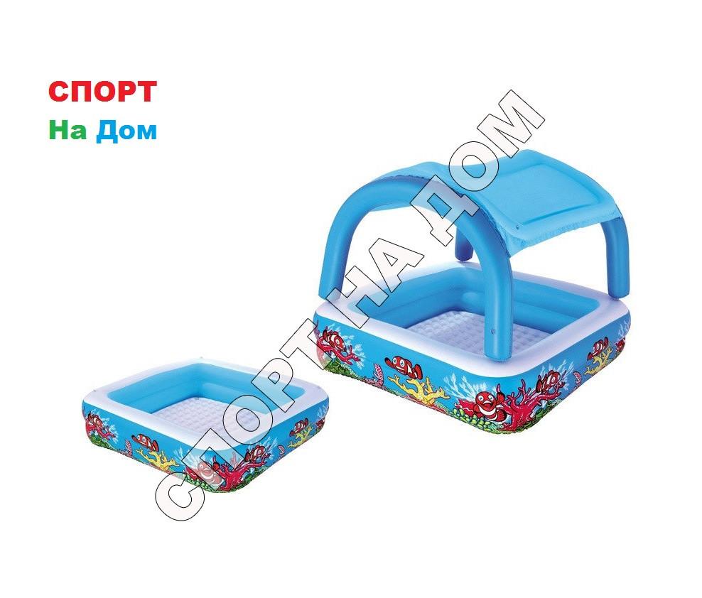 Надувной крытый бассейн для детей Bestwey 52192 (Габариты: 147 х 122 см)