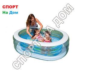 Надувной детский бассейн Intex 57482 (Габариты: 163х107х46 см)