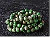 Бусы, имитация варисцита, 10 мм