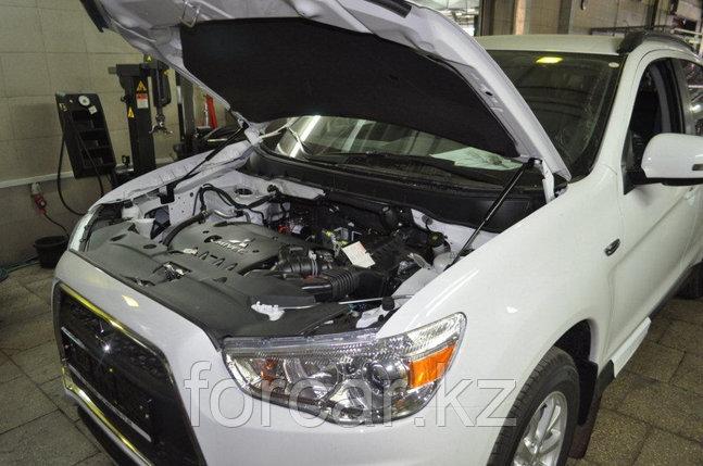 Упоры (амортизаторы) капота для Mitsubishi ASX, фото 2