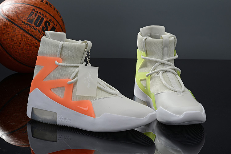 Кроссовки Nike Air Fear Of God 1 White