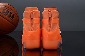 Кроссовки Nike Air Fear Of God 1 Orange, фото 2