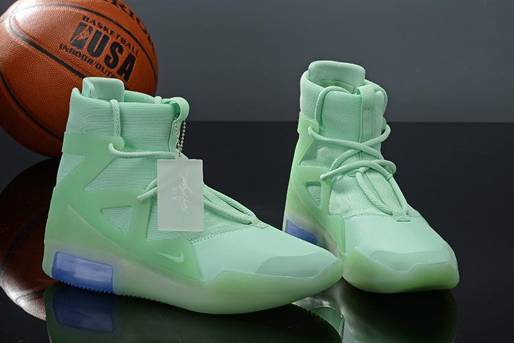 Кроссовки Nike Air Fear Of God 1 Green