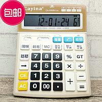 Калькулятор 12 разрядный Cayina CA-6900H-GD