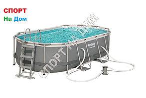 Каркасный сборный бассейн Bestwey 56620 (424 х 250 х 100 см, на 7250 литров), фото 2