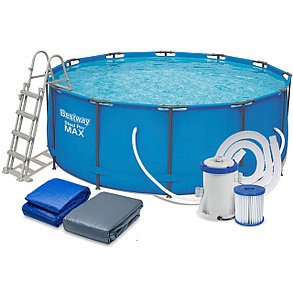 Каркасный бассейн Bestwey 56462 (549 х 122 см, на 23062 литра), фото 2