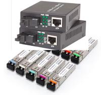 Сетевые медиаконвертеры и оптические трансиверы