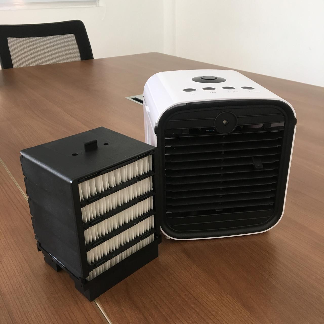 ✅ Очиститель воздуха  персональный Chily AIR Арктика, Переносной кондиционер