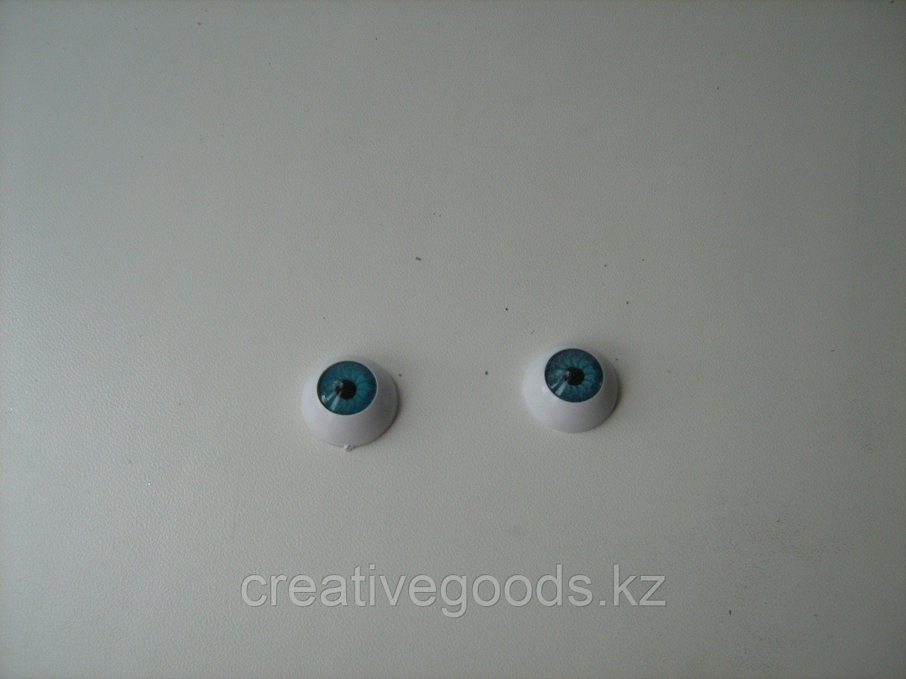 Глаза для игрушек. 14  мм.  Голубые.  Creativ   2200