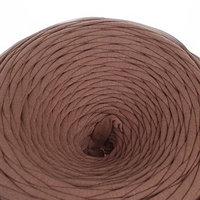 Трикотажная лента 'Лентино' лицевая 100м/320гр, 7-8 мм (латте)