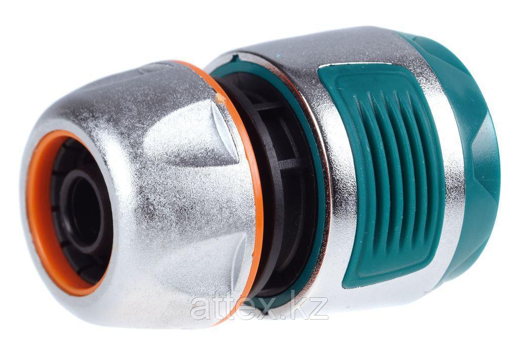 """Соединитель RACO """"Profi-Plus"""" (шланг-насадка), усиленный пластик, 3/4"""" 4247-55099B"""