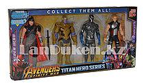 """Набор фигурок Мстители (Avengers) Война бесконечности серия """"Титаны"""""""