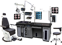 ЛОР-КОМБАЙН модель CU-5000, CHAMMED Co. Ltd., Южная Корея, фото 1