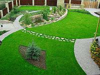 Ландшафтный искусственный газон (искусственная трава) 25 мм