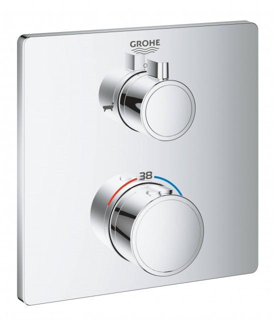 Термостат для ванны GROHE Grohtherm (24080000)