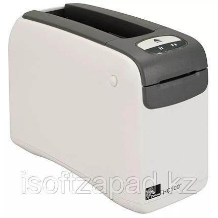 Принтер печати браслетов Zebra HC100, фото 2