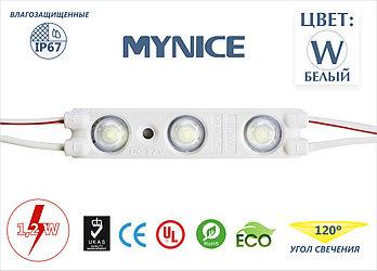 Светодиодные модули M23GW28A-5613 COMPACT (белый) 1,2W