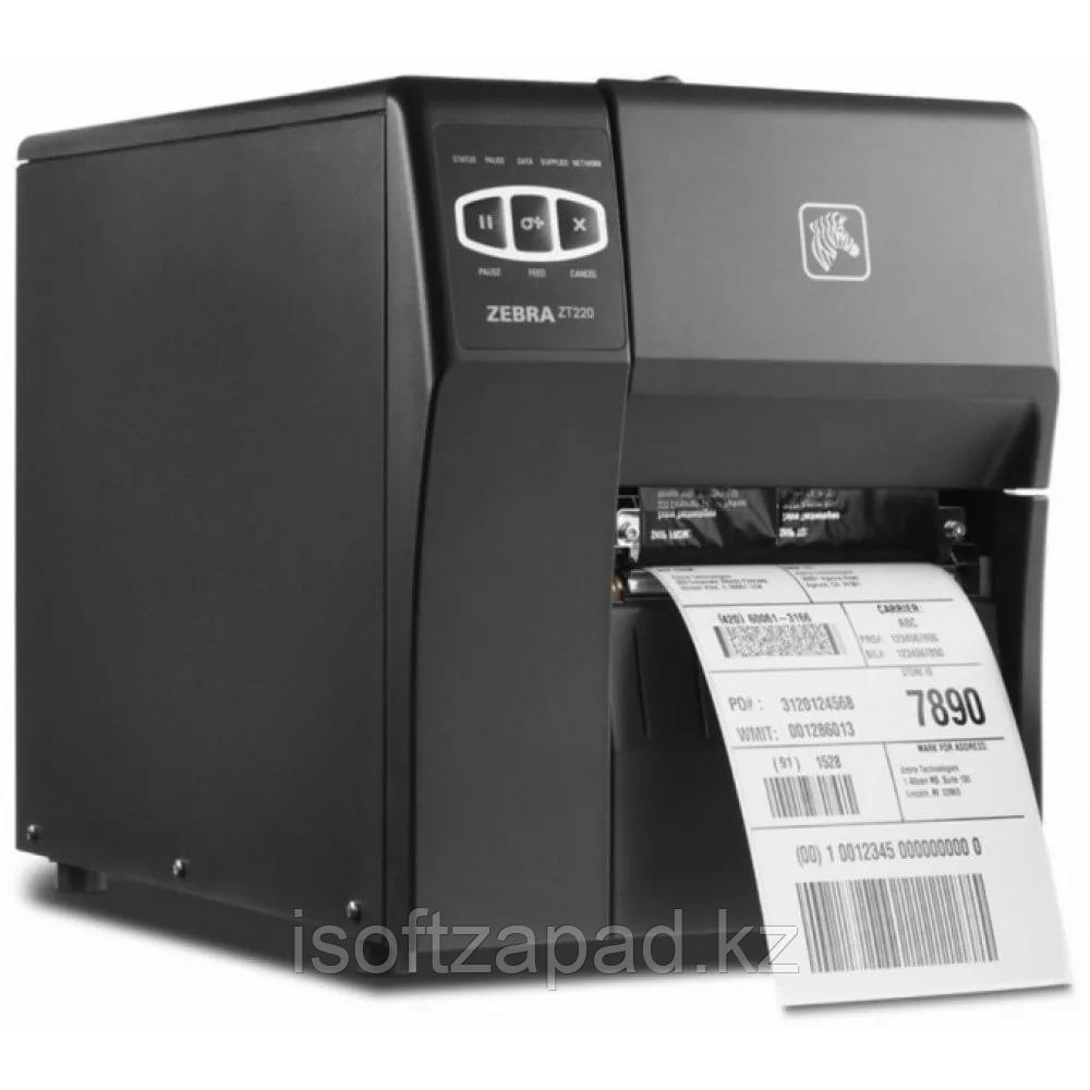 Термотрансферный принтер этикеток Zebra ZT220